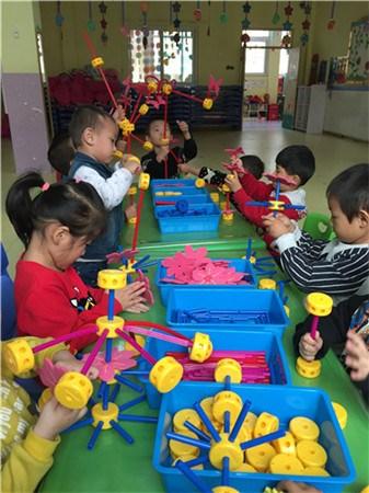 幼儿园区域活动的作用